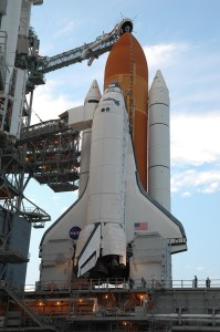 Shuttle Ready for Launch.
