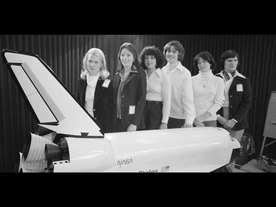 First Six Women Astronauts
