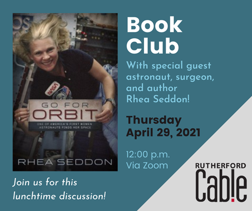 Rutherford Cable Book Club